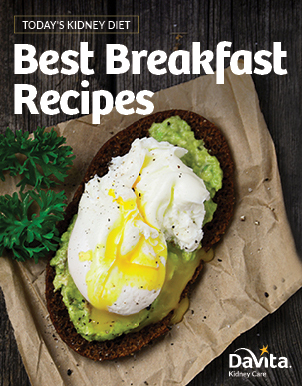 Today's Kidney Diet Best Breakfast Recipes