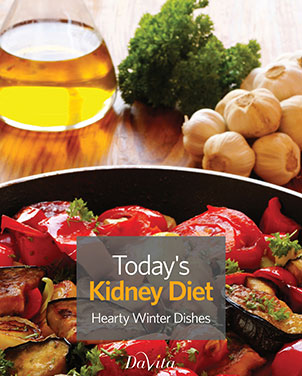 Today's Kidney Diet Hearty Winter Dishes